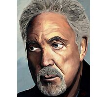 Tom Jones Photographic Print