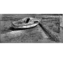 Lost,Alone,Forgotten  Photographic Print