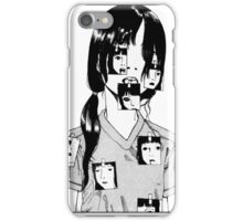 Shintaro Kago Girl iPhone Case/Skin