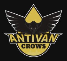 Antivan Crows  by capefoxalix