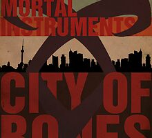 The Mortal Instruments: City of Bones by thespngames