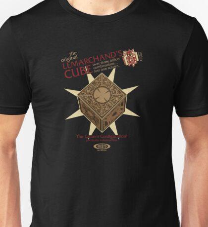 Lemarchand's Cube - Hellraiser Unisex T-Shirt