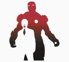 Iron Man Silhouette by MrHSingh