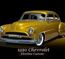 1950 Chevrolet Fleetline Custom w/ ID by DaveKoontz