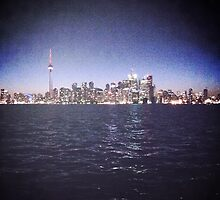 Across the Bay to Toronto by alecmorrison