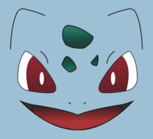 Bulbasaur Face by stevan6