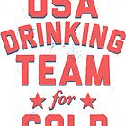 USA Drinking Team by Look Human