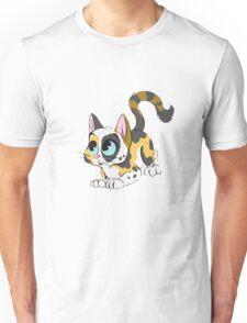 Little Calico cat Unisex T-Shirt