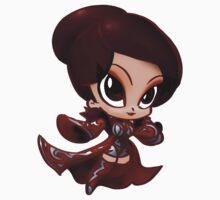 Sorceress Chibi by GildedPixel