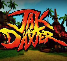 JAK AND THE DAXTOR! by MissPyropixie