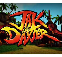 JAK AND THE DAXTOR! Photographic Print