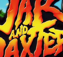 JAK AND THE DAXTOR! Sticker