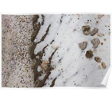 Mineral sediments Poster