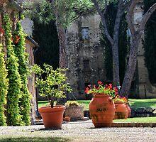 A Tuscan Hideaway by Deborah Downes