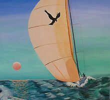 Racing the Breakers by Janet Glatz
