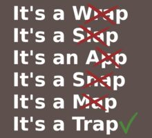 It's a Wrap? No it's a Slap? No Kids Clothes