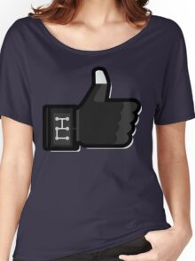 FACEBOOK X GHOSTBUSTERS (GB3) Women's Relaxed Fit T-Shirt