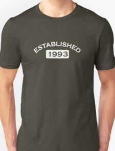 Established 1993 T-Shirt
