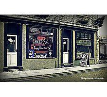 Snow Goose - Macclesfield Photographic Print