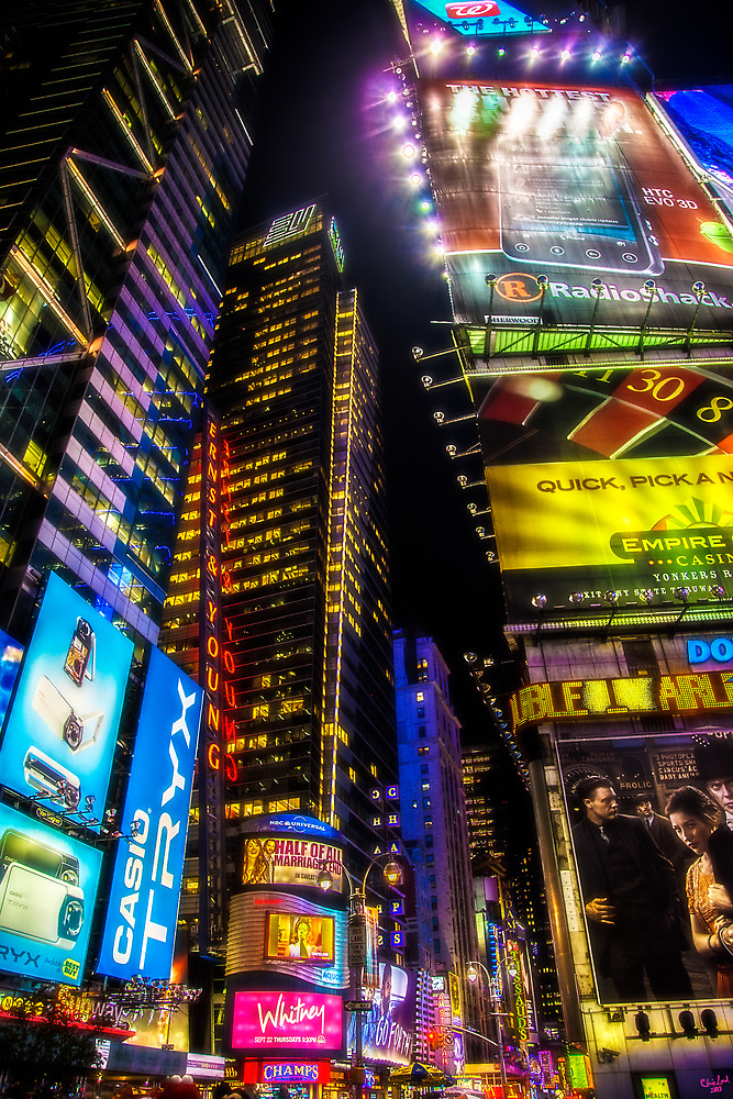 Forty Second Street by Chris Lord