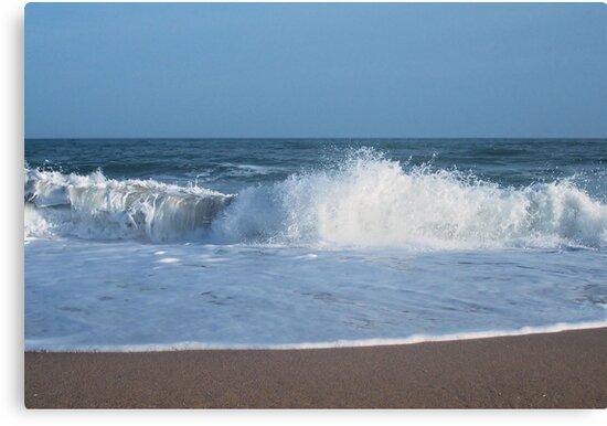 Wave by demonkourai