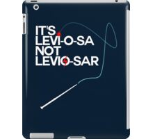 Levi-o-sa iPad Case/Skin