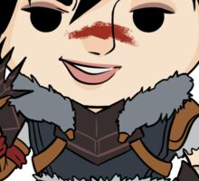 Hawke Sticker