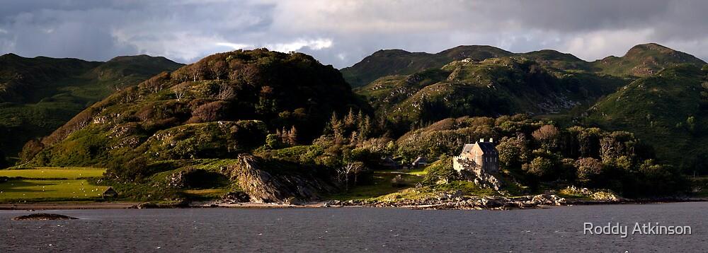 Duntrune Castle by Roddy Atkinson