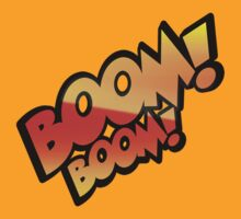 Boom Boom! by Junior Mclean