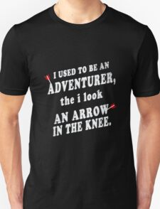 An Arrow In The Knee T-Shirt
