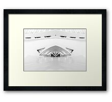 The Mother Ship © Framed Print