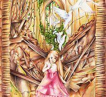 Little Girl Lost by Samantha Parkinson