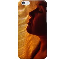The Fire I Started Is Burning Me Alive iPhone Case/Skin