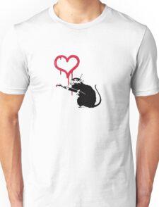 Banksy Art Unisex T-Shirt