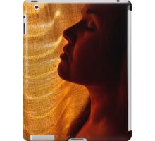 The Fire I Started Is Burning Me Alive iPad Case/Skin