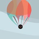 Flying Happy Dust by volkandalyan