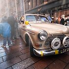Monte Debutante - 1968 Volvo    Monte Carlo Classic Rally 2013  by Anir Pandit
