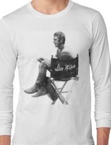 Steve McQueen Long Sleeve T-Shirt