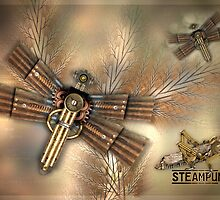SteamPunked by Carmen Holly