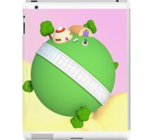 3D King Kai's Planet - Dragon Ball iPad Case/Skin