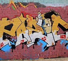 Street Art: global edition # 35 by fenjay