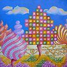 October Forest Festival by Elizabeth Henry by Vivian Eagleson