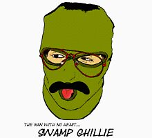 """""""The man with no heart...Swamp Ghillie""""  Unisex T-Shirt"""