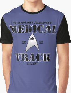 Medical Track Cadet Graphic T-Shirt