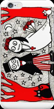 ZOMBIE LOVE  by Anita Inverarity
