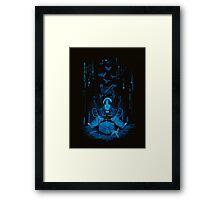 Retirement (Replicant) Framed Print