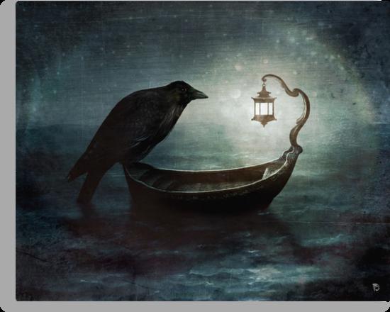 Lantern Light  by ChristianSchloe