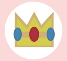 Princess Peach Emblem by dtdream