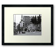 Adana Framed Print