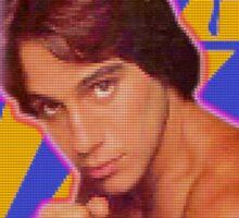 Tony Danza Sticker